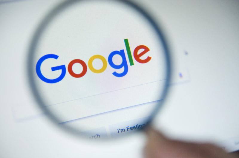 Teaser Infografik: Google Suche als wichtigste Traffic-Quelle
