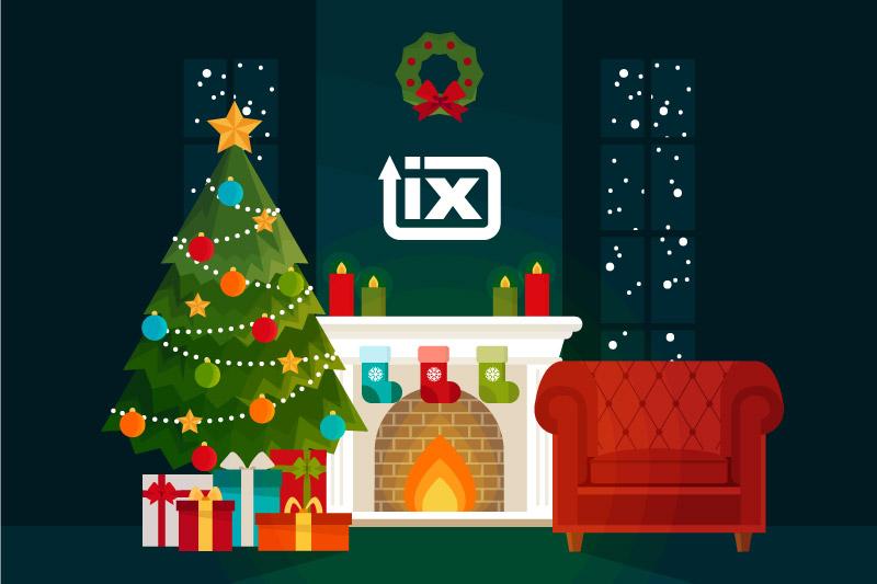 Weihnachtsgrüße Innoplexia